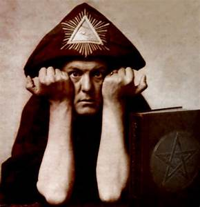 The LOCH NESS MONSTER, ALEISTER CROWLEY and the Satanic ...