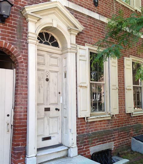 Doors Front Of House by Door Inspiration Philadelphia Society Hill Historic