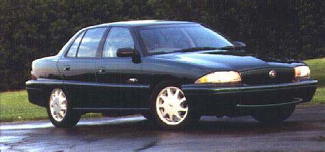 97 Buick Skylark by New Vehicles Editor S Test Drives