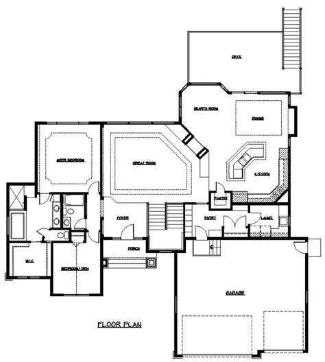 images  floor plans  pinterest craftsman