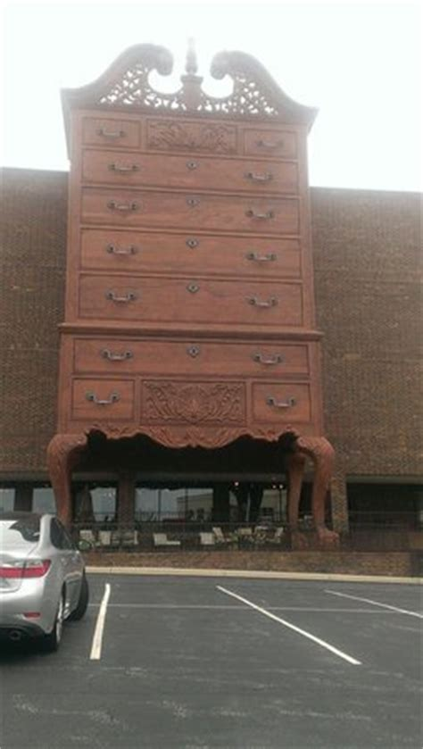 worlds largest highboy dresser jamestown