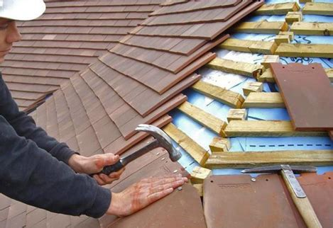 ask a tri expert repairing a tile roof eagle roofing