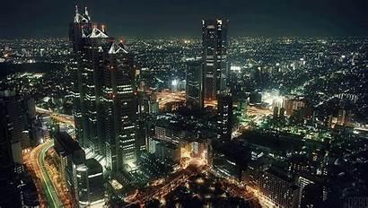 Tokyo Deck Cities Smart Gifs Observation Japan