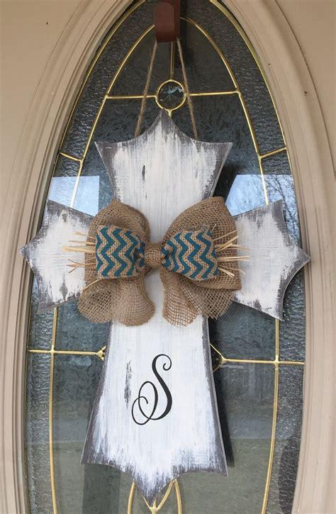 wooden door hangers to paint the 25 best cross door hangers ideas on