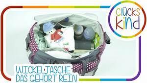 Was Muss In Die Wickeltasche : die wickeltaschen checkliste was geh rt in eine wickeltasche babyblog youtube ~ Eleganceandgraceweddings.com Haus und Dekorationen