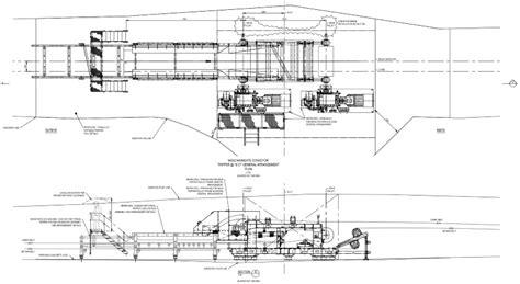 ug conveyor installations mg tripper mechanical design