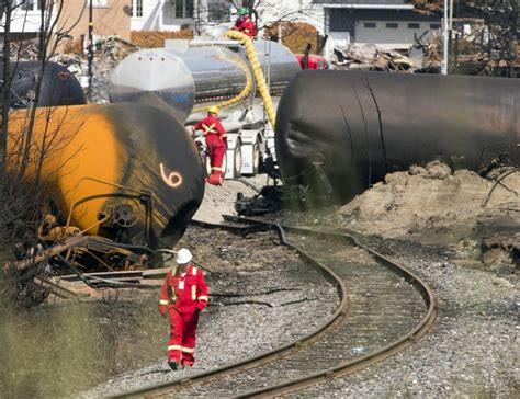 Size Of Lac Megantic Oil Spill Remains A Company Secret