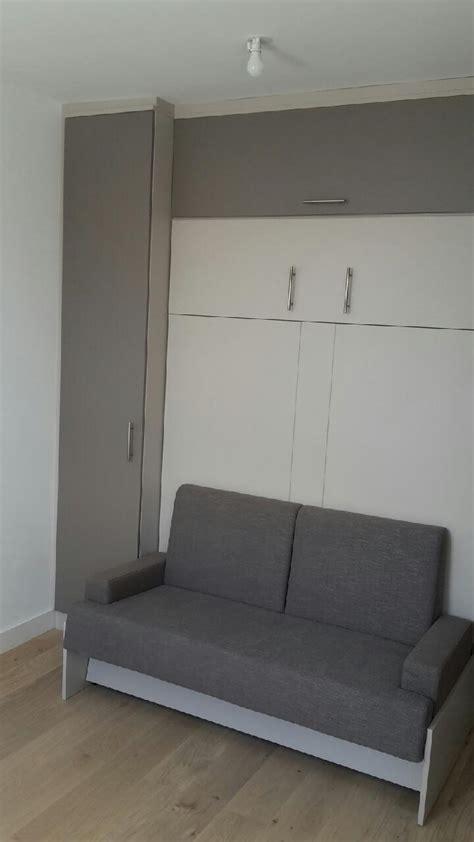 lit escamotable 2 personnes avec banquette 224 lille