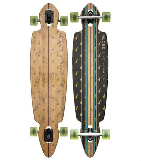 drop deck longboards australia globe longboard skateboard complete pinner drop through