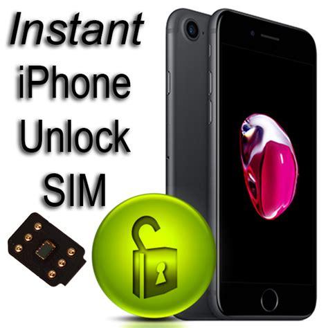 mobile unlock iphone instant iphone unlock sim for all iphones ios 2018 v2