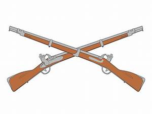 Crossed Gun Clipart - Crossed Guns Cliparts Crossed Guns ...