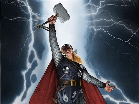 thor wallpaper and background image 1280x960 id 240560
