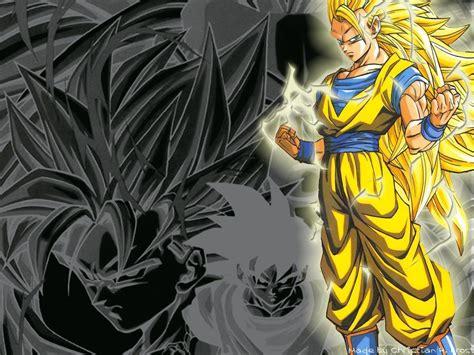 Dragon Ball Z Wallpapers Goku  Wallpaper Cave