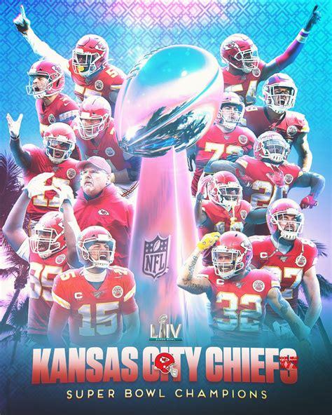 Kansas City Chiefs Are Super Bowl 54 Champions Social