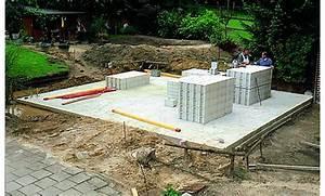 Garage Selber Mauern Kosten : garage bauen ~ Kayakingforconservation.com Haus und Dekorationen