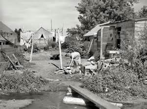 Hooverville Images Depression Dust Bowl