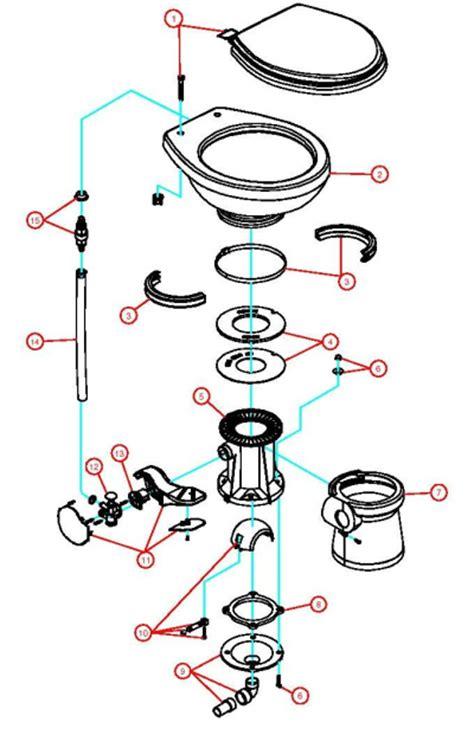 werking vacuum toilet 5009