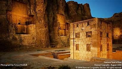 Ancient Iran Ruins Rostam Persian Wallpapers Persepolis