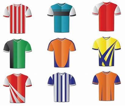Jersey Football Clipart Jerseys Sportswear Clip Transparent