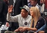 Jay Z Long Straight Cut with Bangs - Jay Z Looks - StyleBistro