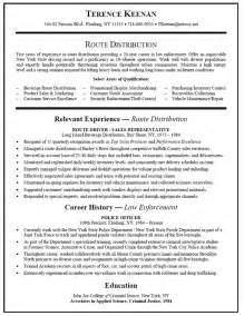 cab driver experience resume resume sles cab driver resume