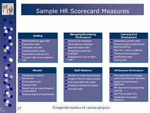 hr measurement hr dir valuentis scheringpres 260404 With hr balanced scorecard template