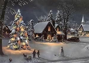 136 best Vintage Christmas Scenes images on Pinterest ...