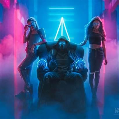 Bad Boy Wallpapers 4k Cyberpunk Graphics Night