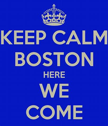 Come Boston Calm Keep Matic