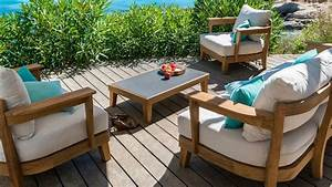 Salon De Jardin Terrasse : tous nos dossiers terrasse am nagement terrasse c t maison ~ Teatrodelosmanantiales.com Idées de Décoration