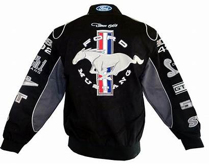 Mustang Jacket Nascar