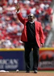 Joe Morgan (8) Days Until Cincinnati Reds Report to Spring ...
