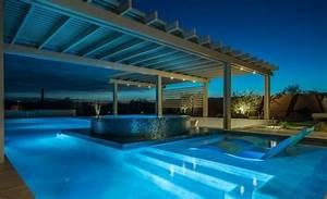 Gartenanlage Mit Pool : 160 tolle bilder von luxus pool im garten ~ Sanjose-hotels-ca.com Haus und Dekorationen