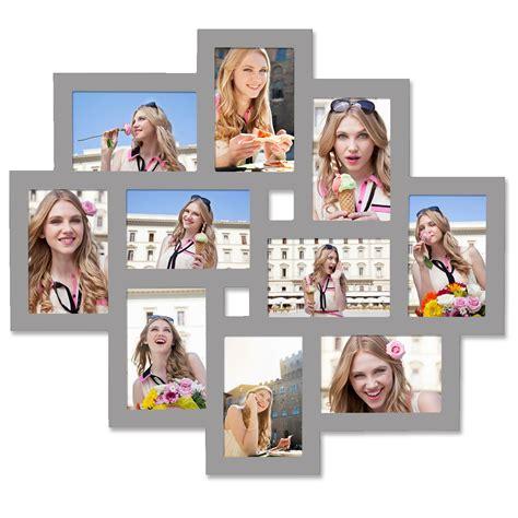 bilderrahmen collage silber bilderrahmen bildergalerie fotorahmen wandgalerie bilder collage silber 127 3 ebay
