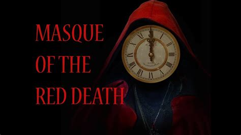 Masque Of The Red Death  Narration Youtube