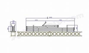 Admiral Lighting Guide Cable B3h4 Pour Structure  Hauteur 4m
