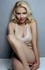 Scarlett Johansson hot ~ HOT CELEBRITY: Emma Stone