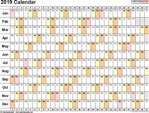 kalendarz excel webkingz