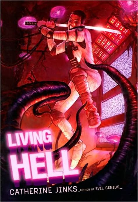 Book Review Living Hell By Catherine Jinks