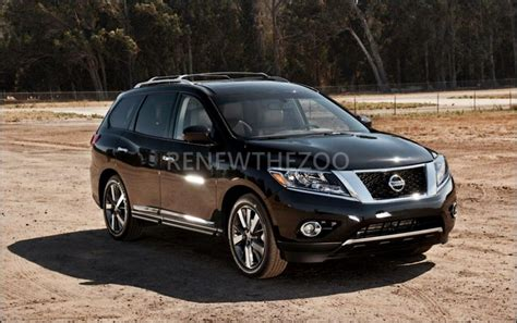 nissan pathfinder price specs redesign review