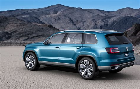 volkswagen suv new volkswagen suv concept makes global debut at detroit show