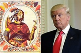 Trump 'related to a Viking chief who helped found Russia'