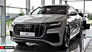 Audi Q8 Interieur : audi q8 2019 new full review interior exterior infotainment youtube ~ Medecine-chirurgie-esthetiques.com Avis de Voitures