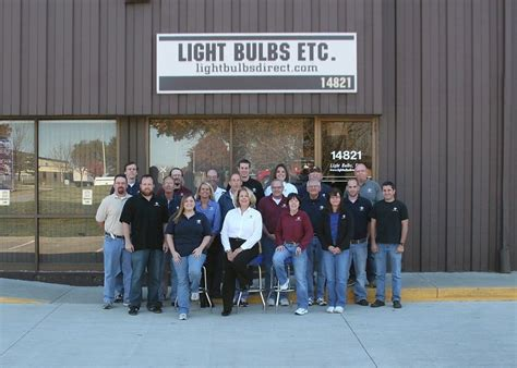 light bulbs etc inc lighting fixtures equipment