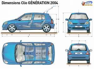 Dimensions Clio 4 : topic g n ral la clio en sch mas 56 512k ~ Maxctalentgroup.com Avis de Voitures