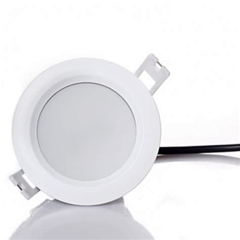 15w 3inch ip65 waterproof recessed led downlight l high