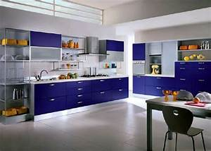 Modern kitchen interior design model home interiors for Interior for kitchen