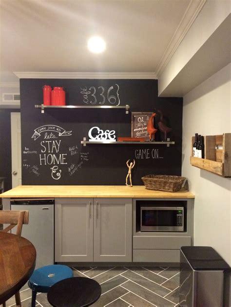 basement kitchenette   remove  full kitchen