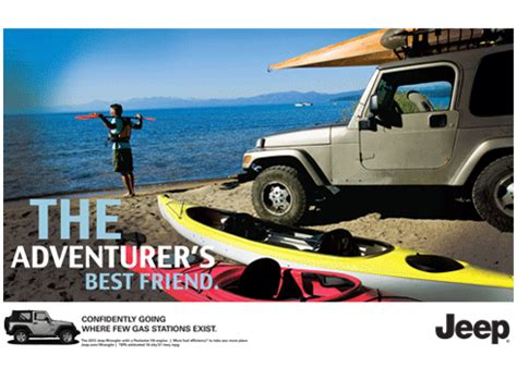 jeep wrangler ads jeep wrangler advertising caign by teresa schauer at
