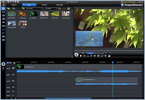 powerdirector dvd menu templates cyberlink powerdirector 13